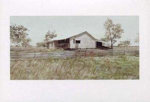 C15 Corrugated Iron Shed