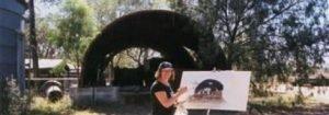 christine-porter-working-on-site-near-moree