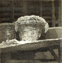 iii-on-the-classing-table-2004-etching-9-6x9-6cm-christine-porter