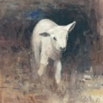 l1-wee-lamb-single-blank-card-christine-porter