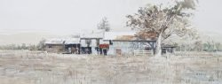 painted-tin-2011-watercolour-68x24cm-christine-porter