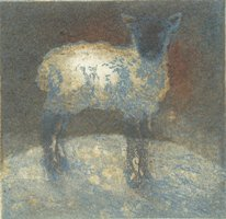 lamb-2008-multiplate-colour-etching-5-7x5-9cm-christine-porter