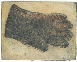 lost-glove-2008multiplate-colour-etching-6x7-5-christine-porter