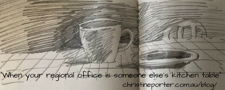 Christine Porter Blog post Sept21 2017_When your regional office is someone else's kitchen table_